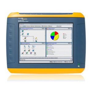Fluke Network – OptiView XG Network Analysis Tablet