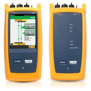Fluke Network – CertiFiber® Pro Optical Loss Test Set