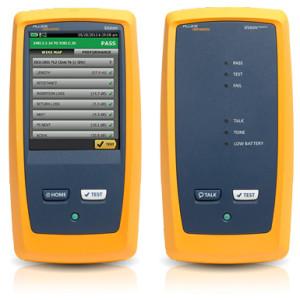 Fluke Network – DSX 5000 CableAnalyzer™