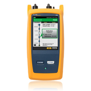Fluke Network - OptiFiber ® Pro OTDR Appsilan Cable Management Fluke Network