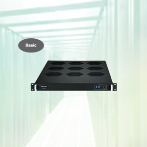 AH - Basic 1U Rackmount Fan Tray
