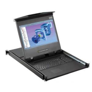 Dual Slide LCD